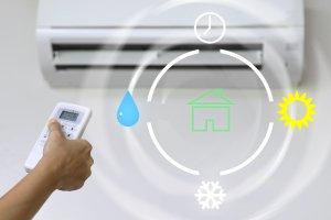 Heizen mit dem Klimagerät